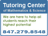 Tutoring Center of Mathematics & Science